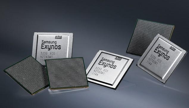 Samsung Exynos 5250 Phandrizzle