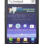 METROPCS COMMUNICATIONS, INC. COOLPAD QUATTRO
