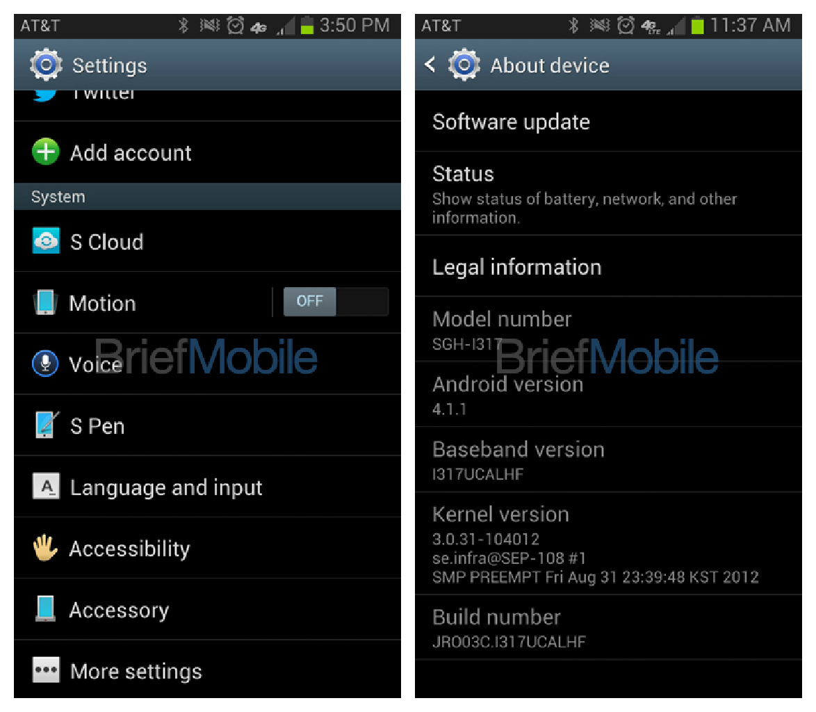 how to take a screen shot with samsung galaxy s3