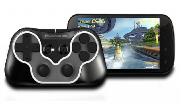 Steel Series Bluetooth gaming controller