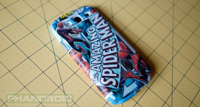 DIY Android Cases
