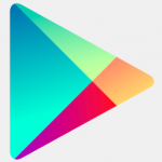 Google Play icon no words