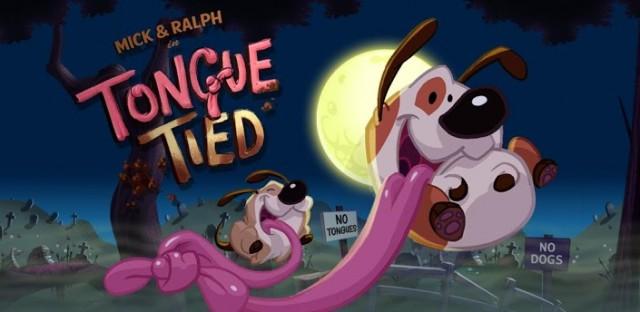 Tongue Tied Halloween Update banner