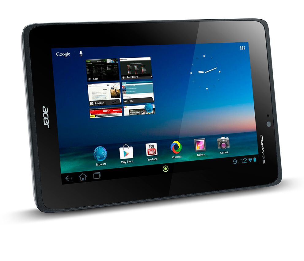 Acer Iconia Tab A110 coming to North America October 30th ...