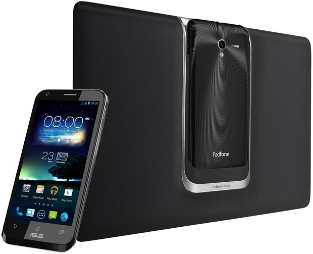 ASUS announces the PadFone 2: 4.7-inch smartphone with 10 ...