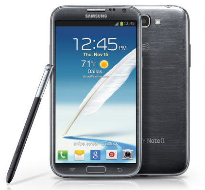 Galaxy Note 2 Sprint