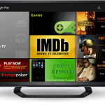 google tv google play