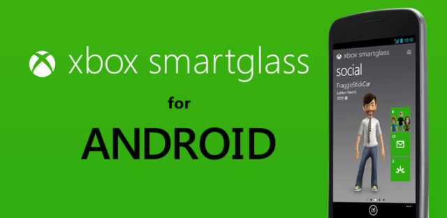 Xbox SmartGlass For Android (Update) Image