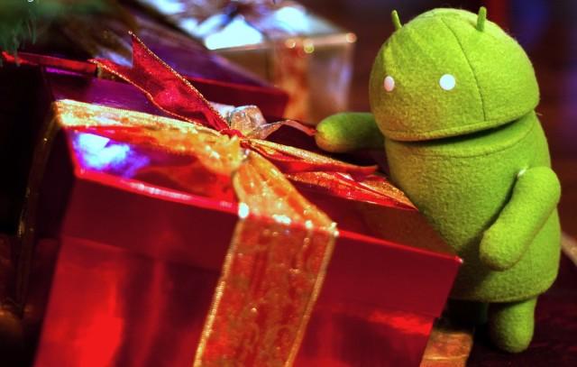 AndroidPresentChristmas