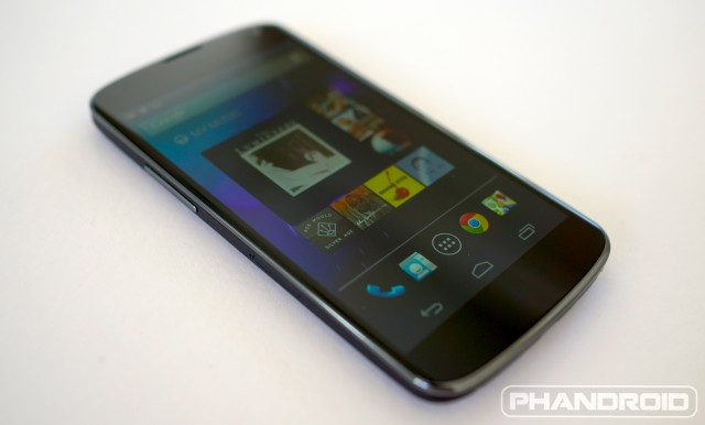 Nexus 4 verdict