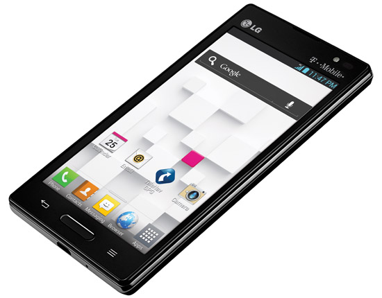 LG Optimus L9 now available at T-Mobile retail stores and online