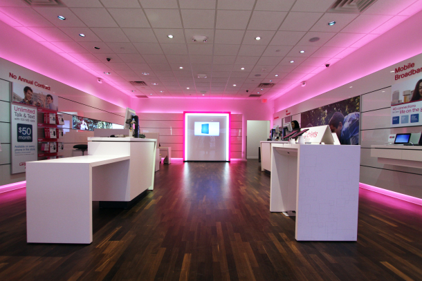 Choosing a T-Mobile store near you can avoid this worst-case scenario from occurring. They can often repair phones on site and provide loaner phones if repairs will take time. You can visit your local T-Mobile store at their Bellaire Boulevard location today.