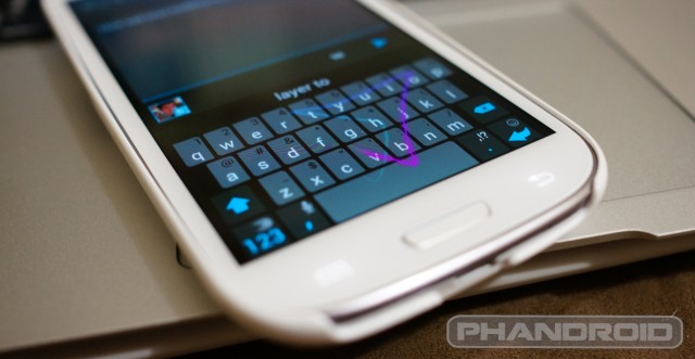 SwiftKey Flow thumb watermarked