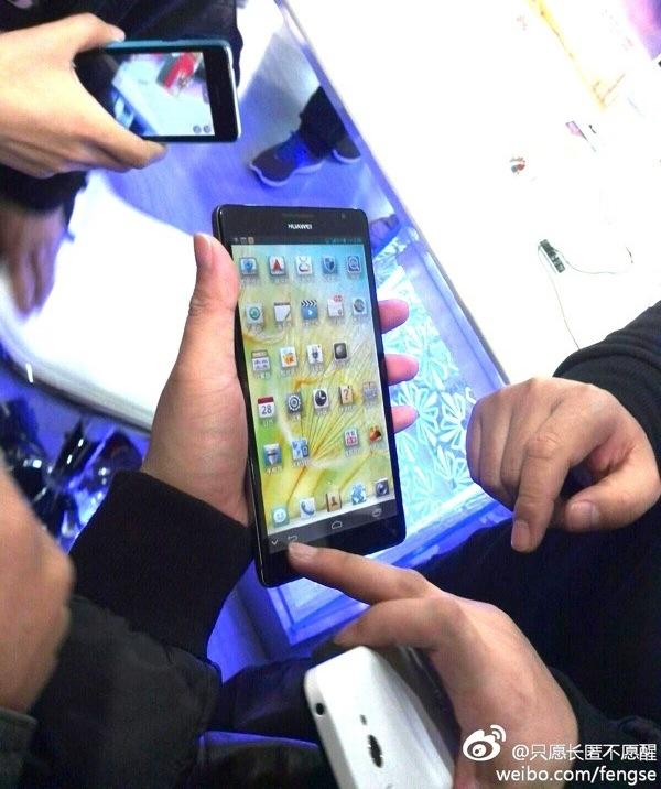 Huawei Ascend Mate 6.1 inch smartphone