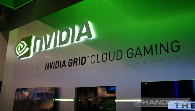 Nvidia Grid Cloud Gaming