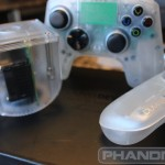 OUYA console gamepads wm