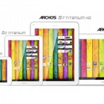 archos titanium tablets