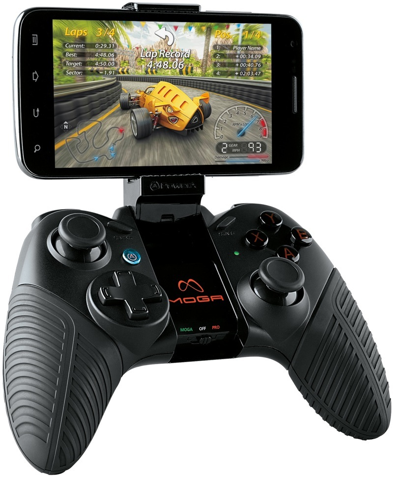 Moga pro gaming controller brings more traditional layout for Console mobile