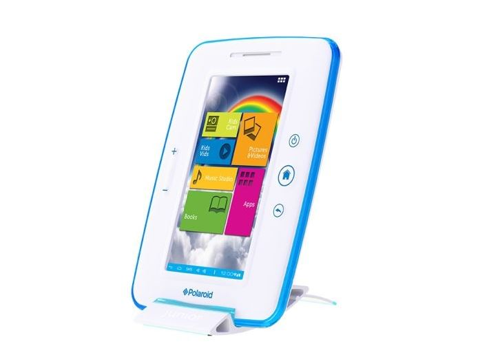Hands-on: Polaroid's Android-powered Kid's Tablet [VIDEO]