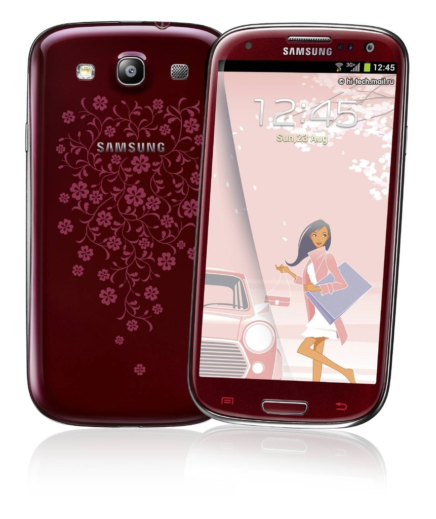 Samsung's 2013 La Fleur collection unveiled