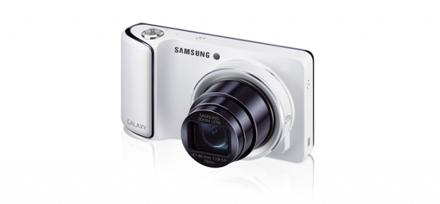 WiFi-only Samsung Galaxy Camera revealed