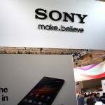 Sony Booth MWC 2013
