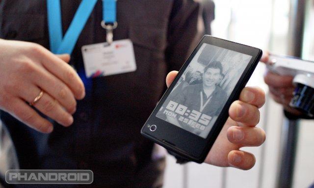 YotaPhone Chris Chavez