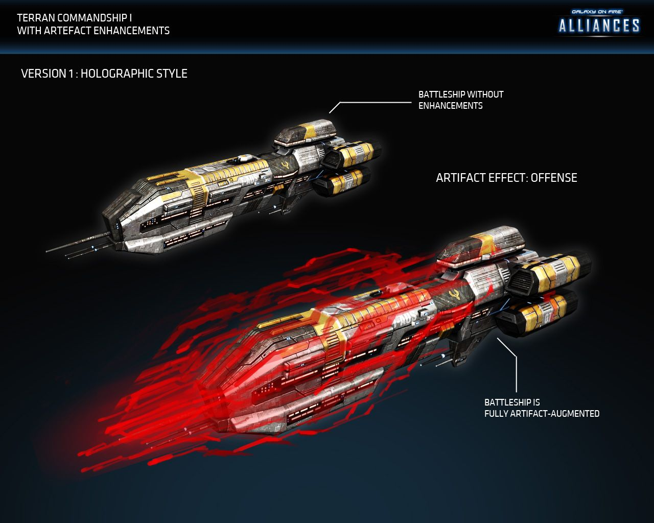 Galaxy on Fire: Alliances to bring free space-aged MMO real-time