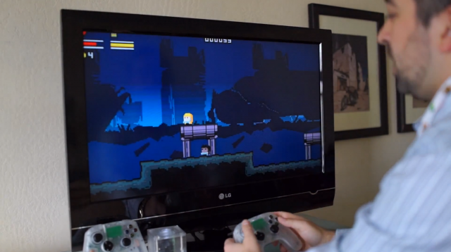 Gunslugs OUYA hands-on