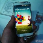 Samsung Galaxy S4 hands on wm