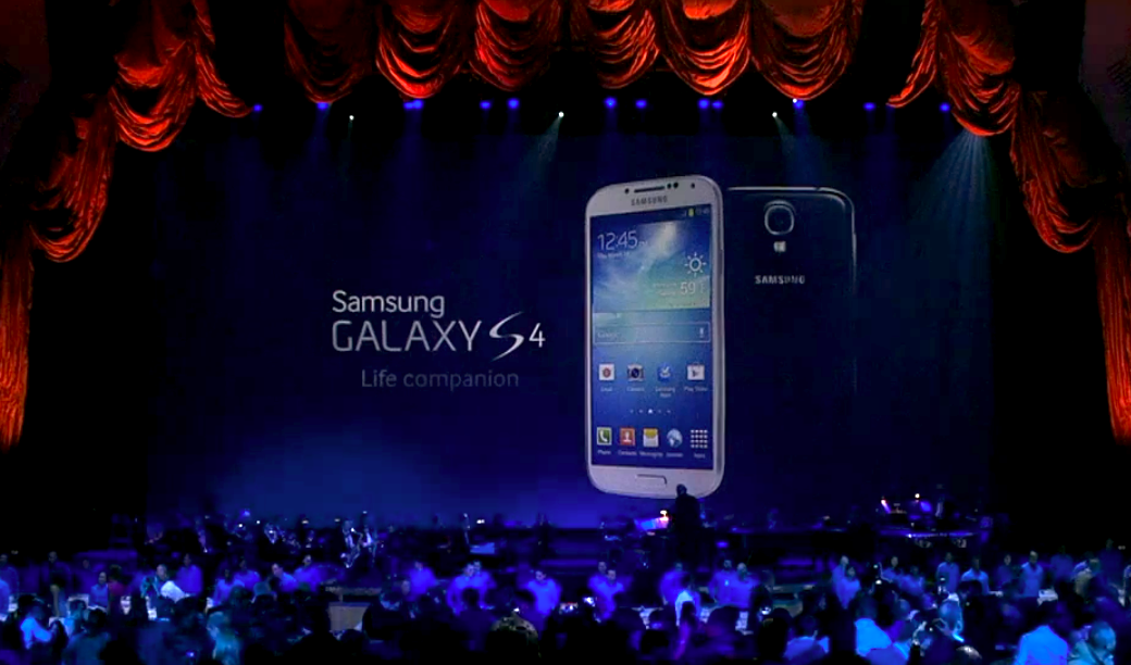 Samsung Galaxy S4 Specs and Pictures | Samsung Galaxy S4 at