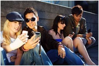 Resultado de imagen para TEENAGE ON IPHONE