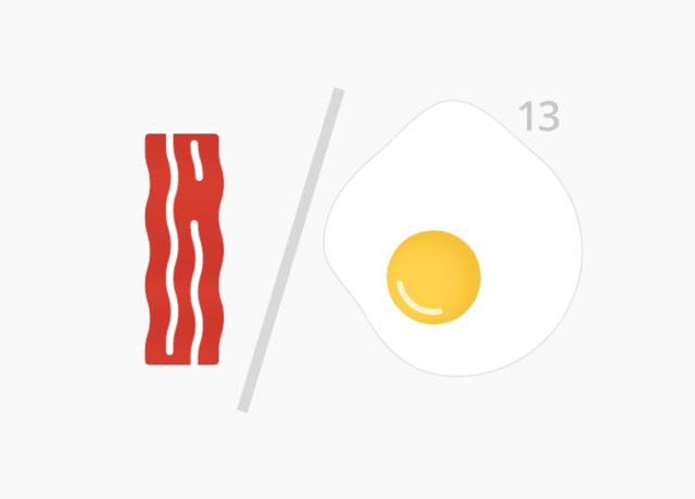 google io bacon