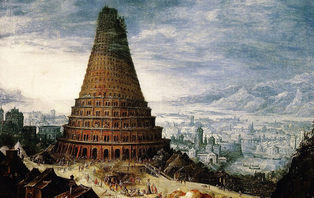 the tower of babel Today we come to the spectacular sin of the building of the tower of babel lest  you think this is too distant and irrelevant to your modern life,.