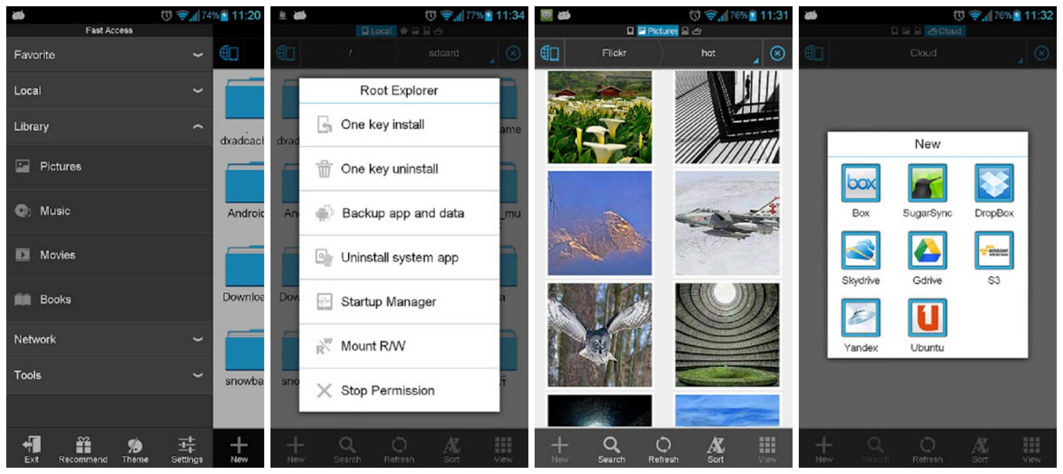 Google themes explorer - Es File Explorer 3 Now Available In Public Test Version Via Google Play