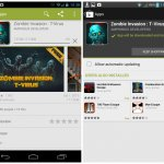 Google Play Store 4.0 new vs old 7