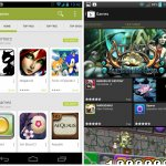 Google Play Store 4.0 new vs old 8