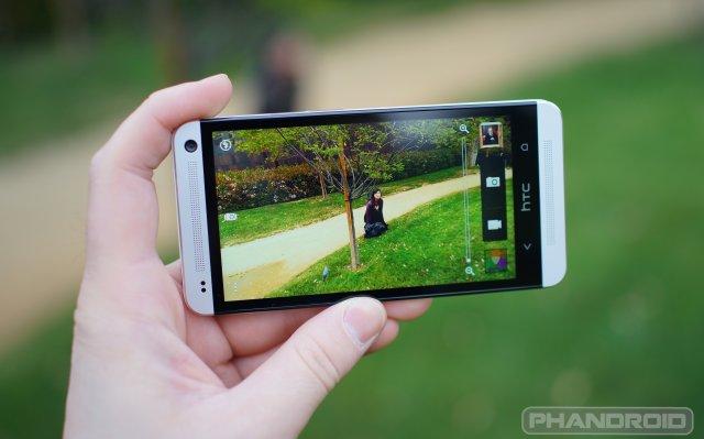 HTC One camera 2