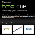 HTC One preorder T-Mobile