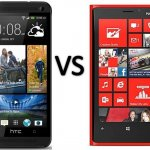 HTC One vs Nokia