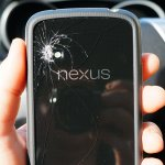 Nexus 4 cracked hands on