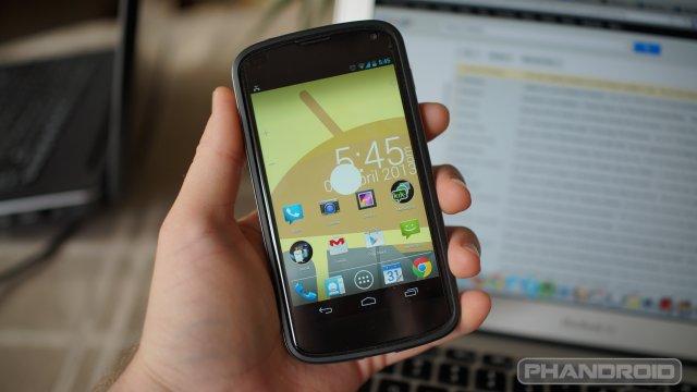 Nexus 4 watermarked wm