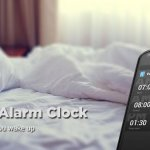 Puzzle Alarm Clock feature