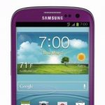 Samsung Galaxy S III Amethyst Purple
