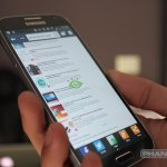 Samsung Galaxy S4 Smart Scroll