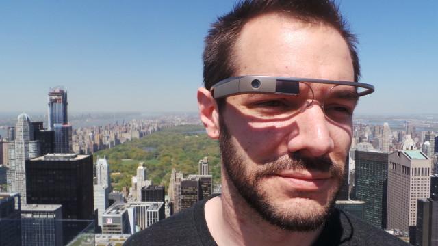 Steve Albright Google Glass