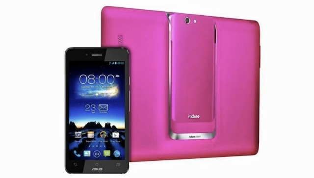 ASUS PadFone Infinity - Hot Pink