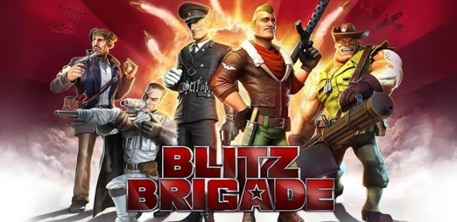 Blitz Brigade Android banner