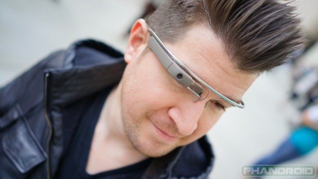 Chris Chavez Google Glass watermark