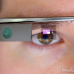 Google Glass Camera closeup